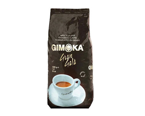 Кофе в зернах Gimoka Gran Gala, 1 кг (Гимока)