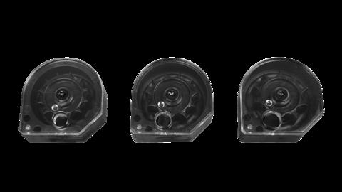 Винтовка пневматическая RAR VL-12 Буллпап калибр 4,5 мм (670мм ) ствол Lothar Walther