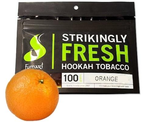 Табак Fumari 100 г Orange