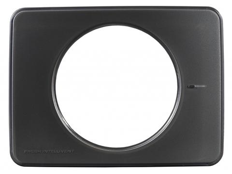 Лицевая цветная панель Fresh Intellivent цвет TITAN