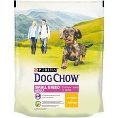 Dog Chow Adult Small Breed для взрослых собак мелких пород