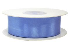 Лента атласная Светло-синий 25 мм * 22,85 м