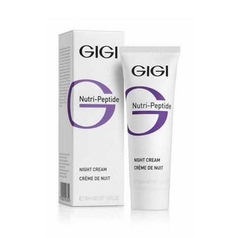 GIGI Night Cream - Пептидный ночной крем