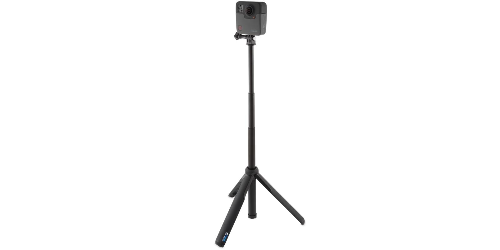 Панорамная камера GoPro Fusion 360 (CHDHZ-103) на штативе