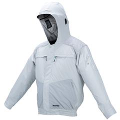 Куртка искрозащищенная аккумуляторная Makita DFJ407ZXL