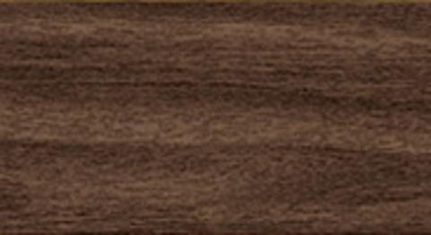 Угол для плинтуса К55 Идеал Комфорт орех миланский 292 торцевой пара
