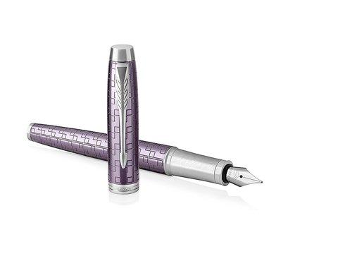 Перьевая ручка Parker IM Premium Dark Violet CT123