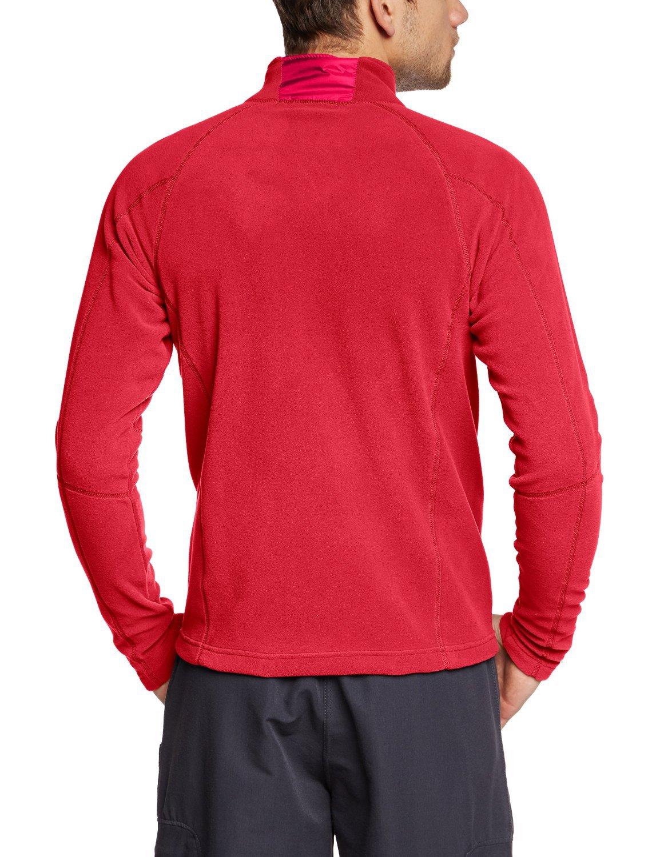 Мужская толстовка 8848 Altitude HOLLOW MICRO red (790703) фото
