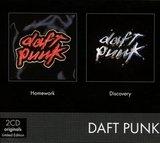 Daft Punk / Homework - Discovery (2CD)