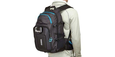 Рюкзак для экшн-камер GoPRO Thule Legend на спине