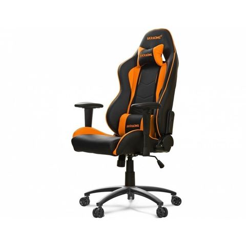 Игровое Кресло AKRacing NITRO (AK-NITRO-OR) black/orange