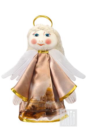 Картинка Кукла Ангел сувенирная - 25 см