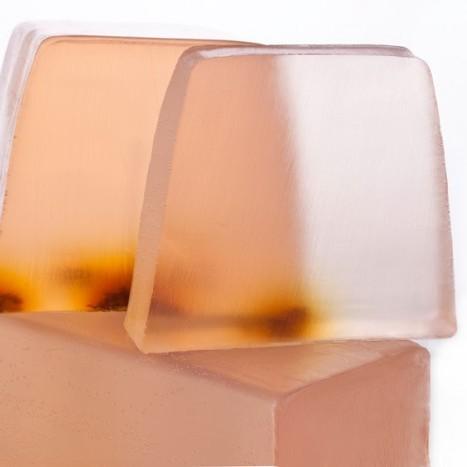 Autour Du Bain Нарезное прозрачное мыло • Марокканская роза (Нарезное мыло)