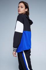 черно-синий спортивный костюм nadya