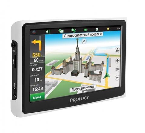 Портативная навигационная система Prology iMap-5300