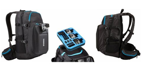 Рюкзак для экшн-камер GoPRO Thule Legend различные фото