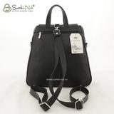 Рюкзак Саломея 348 итальянский черный