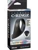 Эрекционное кольцо из силикона C-Ringz Silicone Taint-Alizer (4,3 см.)