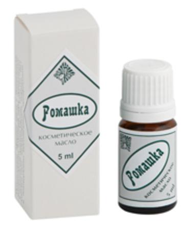 Косметическое масло Ромашка, 5 мл, Центр ароматерапии ИРИС