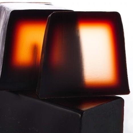 Autour Du Bain Нарезное прозрачное мыло • Ванильный бурбон (Нарезное мыло)
