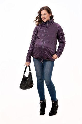 Куртка 04796 фиолетовый