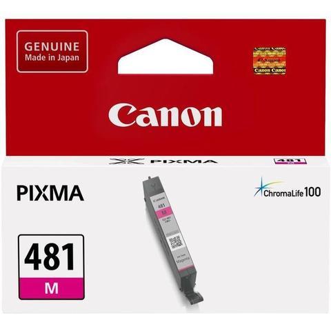 Картридж Canon CLI-481 M пурпурный (2098C001)