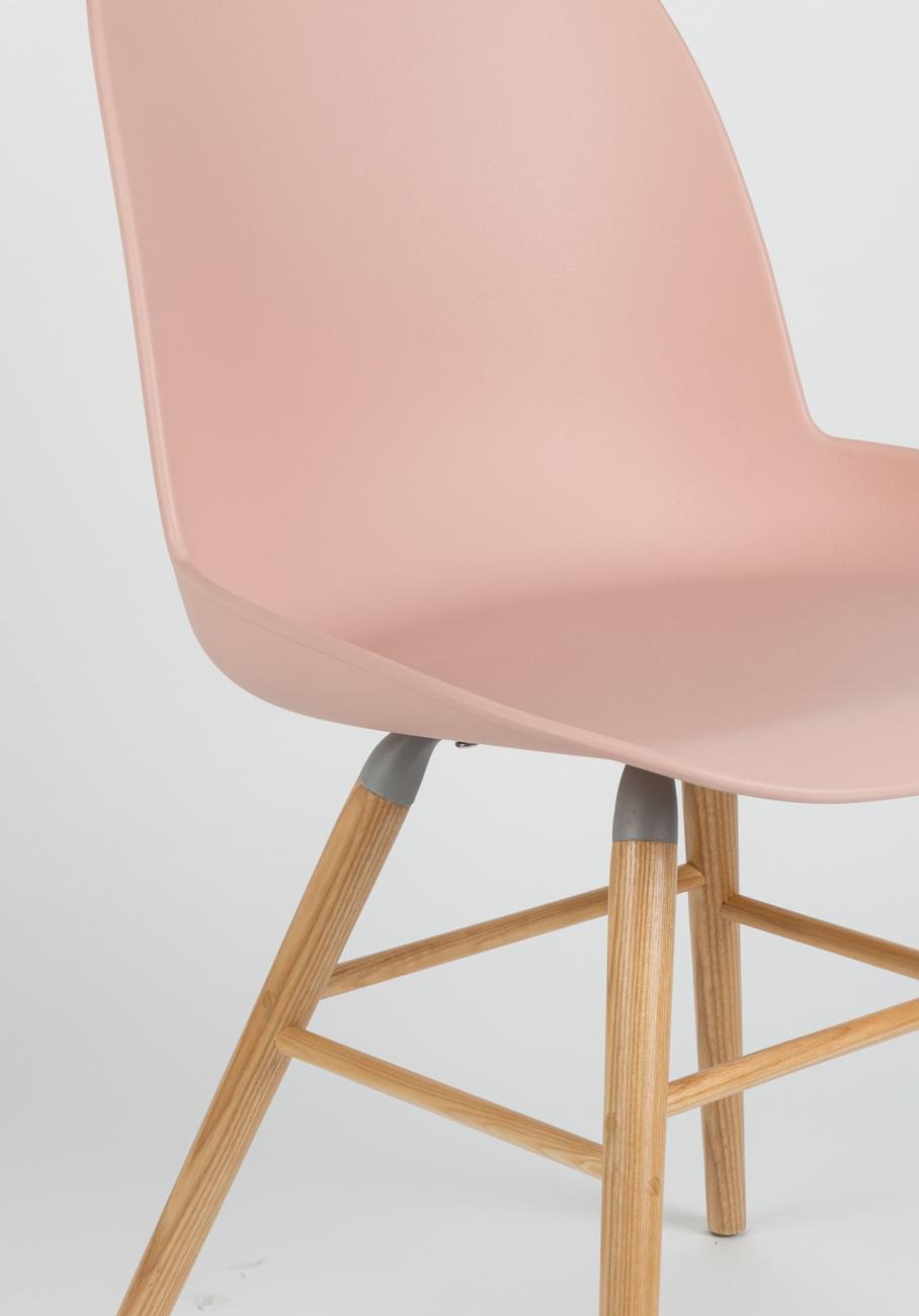Стул Zuiver Albert Kuip - old pink - 1100295