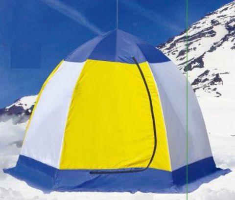 Палатка рыбака Стэк Elite 3 (п/втомат)