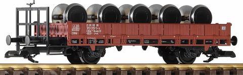 Piko 37933 Платформа с локомотивными осями, 1:22,5