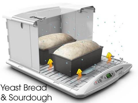 Шкаф для расстойки и медленного приготовления FP205 Brod and Taylor