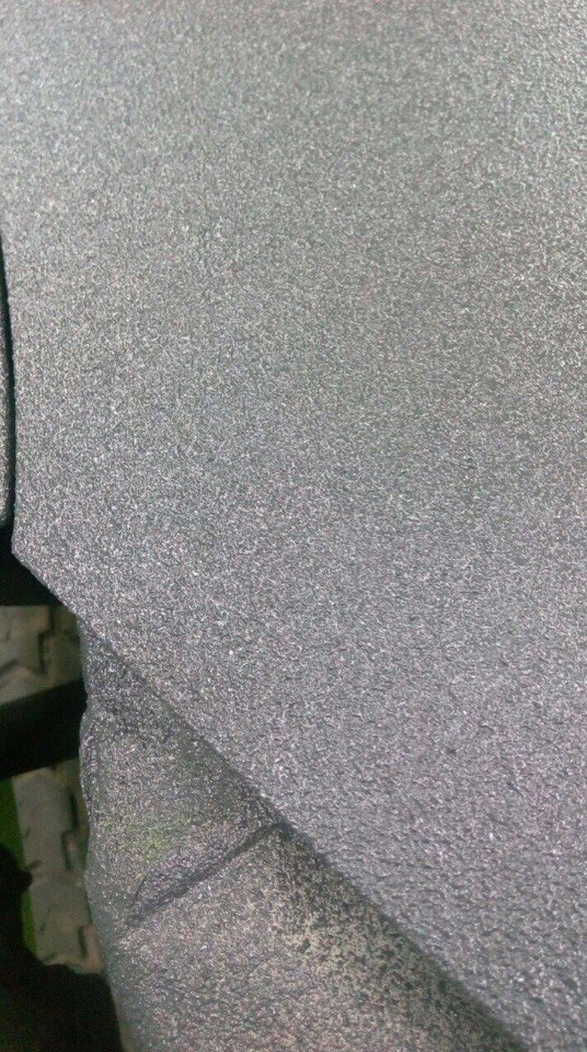 Покраска Раптором Toyota Prado 150 фото-14