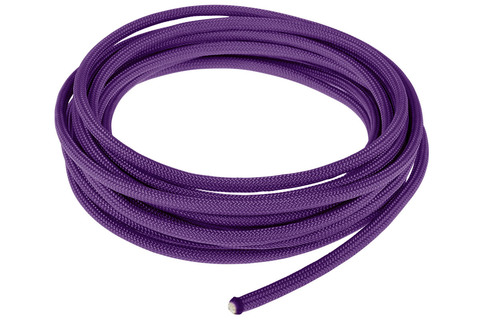 Alphacool AlphaCord Sleeve 4mm - 3,3m (10ft) - Acid Purple (Paracord 550 Typ 3)