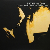 Brian Wilson ‎/ I Just Wasn't Made For These Times (LP)