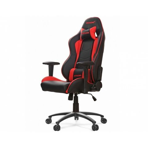 Игровое Кресло AKRacing NITRO (AK-NITRO-RD) black/red