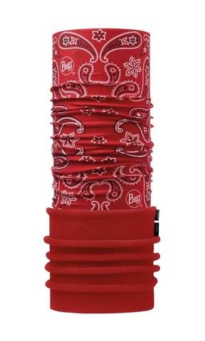 Шарф-труба трансформер Buff Polar Cashmere Red