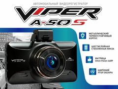 Автомобильный Видеорегистратор VIPER A-50S