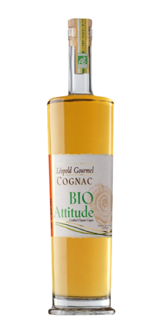 Cognac Leopold Gourmel Bio Attitude