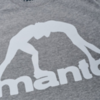 Футболка Manto Vibe Melange/Grey