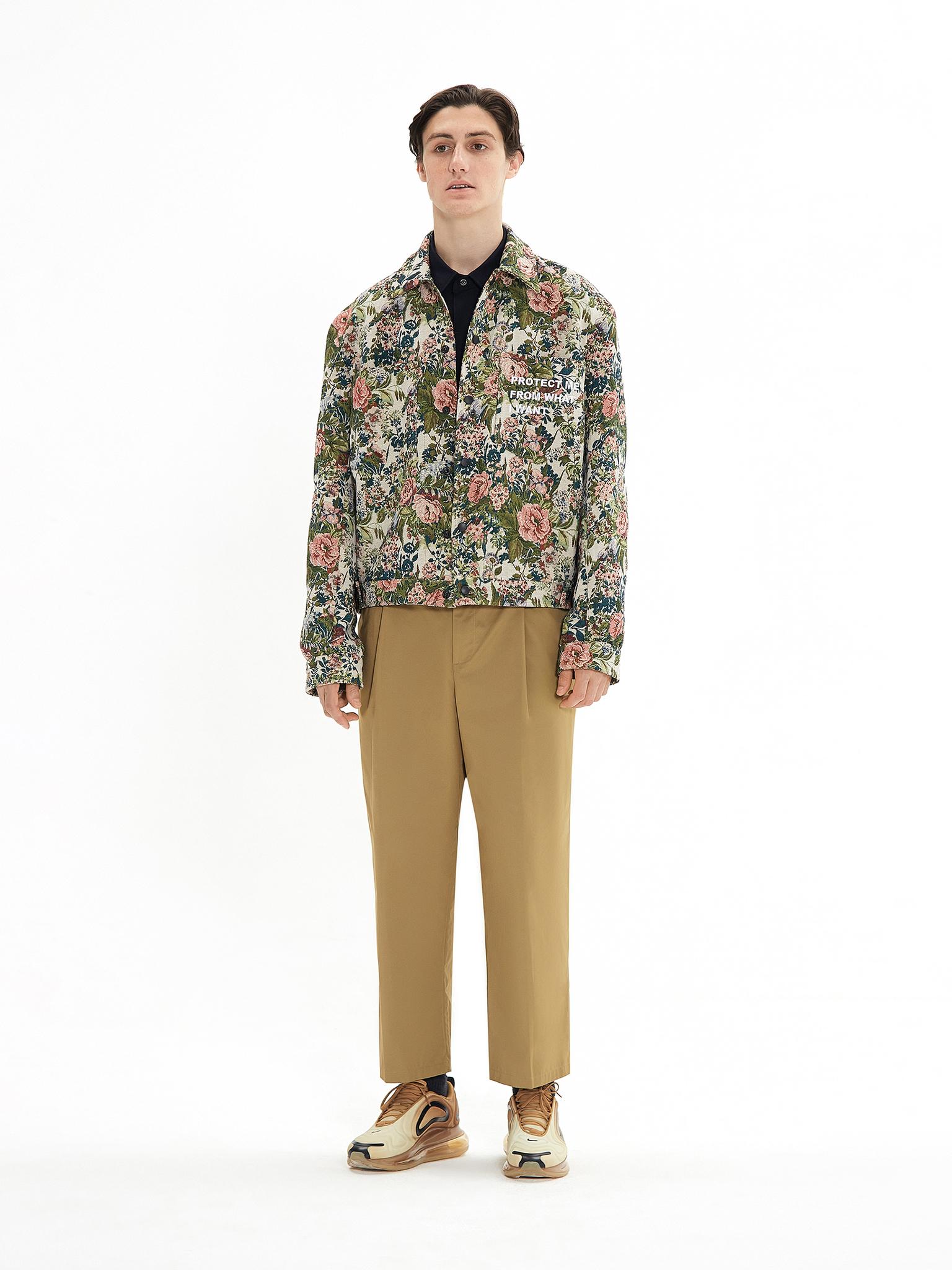 Гобеленовая куртка. Последний экземпляр