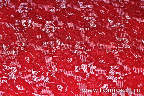 Кружевное полотно с напылением 08-87-06216