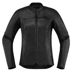 Overlord Leather / Женская / Черный