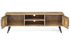 ТВ тумба Secret De Maison Ларго (LARGO) (mod. LAR L01-165) — brown recycled