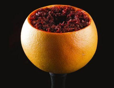 Доставка кальяна на дом чаша Грейпфрут