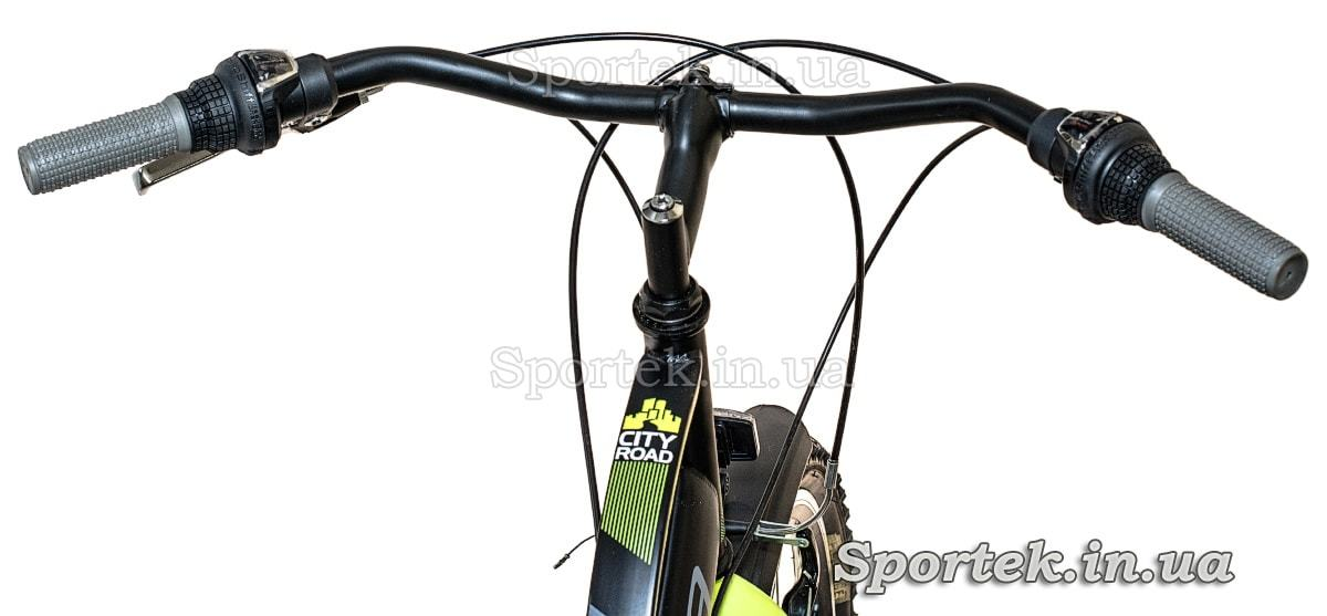 Вынос руля женского городского велосипеда Formula Breeze 2016