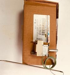 Терморегулятор духовки Beko, Blomberg 263100015