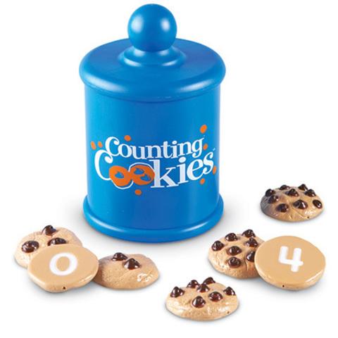 Игровой набор Печеньки. Вкусный счет, Learning Resources