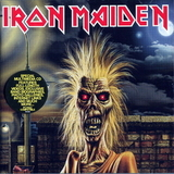 Iron Maiden ‎/ Iron Maiden (CD)