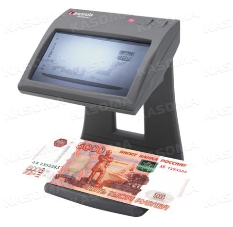 Детектор банкнот Cassida Primero