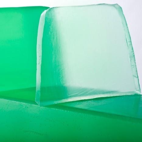 Autour Du Bain Нарезное прозрачное мыло • Гваяковое дерево и ветивер (Нарезное мыло)