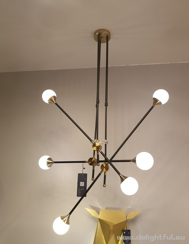 BULLARUM SI-6 CHANDELIER by Intueri replica chandelier